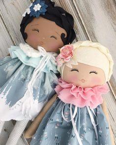 SpunCandy Handmade Dolls