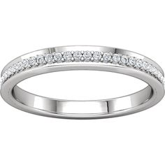 1/8 CTW Diamond Anniversary Band, click to be directed for purchase!