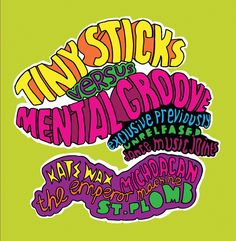Kate Moross - Tiny Sticks 12 2006