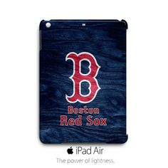 Boston Red Sox Custom iPad Air Case Cover Wrap Around