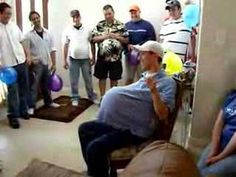 Men birthing babies game.  We'd have to come up with a REALLY good prize for the guys.