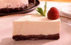 Tarta de yogur sin azúcar y sin horno | Cocinatis Cheesecake, Stevia, Mousse, Desserts, Recipes, Food, 4 H, No Bake Desserts, Cooking Recipes