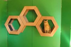 I would totally get a wall stencil of a bumble bee :)