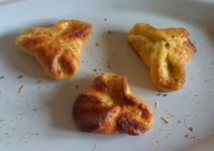La recette traditionnelle: Les échaudés de l'Aveyron