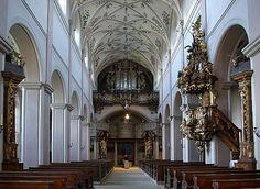 St. Michaelsberg Chapel, Bamberg, Germany
