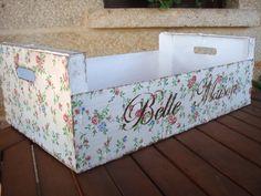 Caja de fruta Belle Maison
