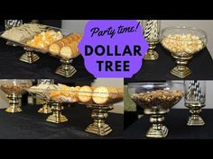 Dollar Tree DIY Snack Party Tray 🎉🎉🎉 How to set your table for a party Party Hacks, Party Ideas, Diy Snacks, Snacks Für Party, Dessert Table, A Table, Snack Tables, Diy Party Trays, Dollar Tree Birthday