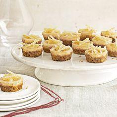 Mini Brown Sugar Cheesecakes Recipe - Country Living