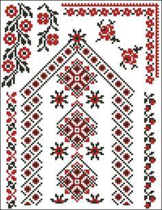Gallery.ru   Фото  118 - схеми вишиванок - vira-pagut c7aa8dd95448d