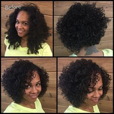 Copper Layered Bob with Bangs - 50 Classy Short Bob Haircuts and Hairstyles with Bangs - The Trending Hairstyle Curly Hair Styles Easy, Curly Hair Cuts, Curly Bob Hairstyles, Short Curly Hair, Hairstyles With Bangs, Short Hair Cuts, Medium Hair Styles, Natural Hair Styles, Short Hair Styles