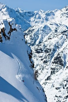 Lynsey Dyer North Cascades Heli (EU, WA)