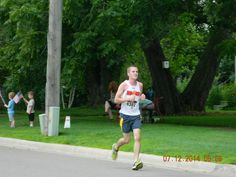 5k Run July12th, 2014.