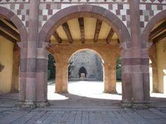 L'abbaye de Lorsch ©Stadt Lorsch