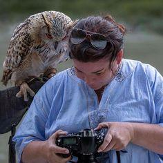 hee hee hee ;-))) funny owl