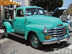 Dream Truck. That is sitting in my driveway (in a different color sadly)
