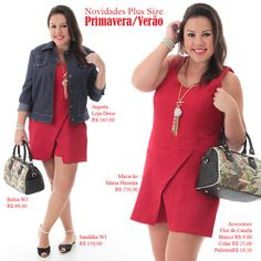 moda verao plus size - Pesquisa Google