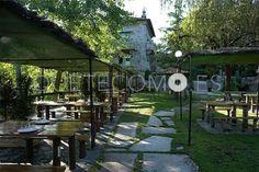 Terraza exterior | Restaurante Catavento en Ponteareas, Pontevedra