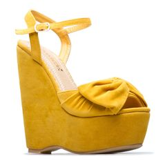Gabi in Yellow - Loving these they could be the yellow shoes I've been searching for...