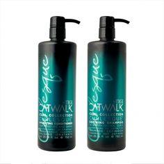 TIGI Catwalk Curlesque Curl Collection Tween Shampoo - Perfect for Taylor's curls
