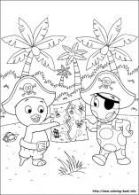 59 backyardigans printable coloring pages for kids find on coloring book thousands of coloring pages - Backyardigans Coloring Pages Print