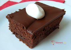 Recept na hrnkový jogurtový koláč s čokoládou krok za krokem | Vaření.cz Desserts, Food, Tailgate Desserts, Deserts, Essen, Postres, Meals, Dessert, Yemek