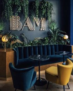 Restaurant Design Inspirations // Luxury and glamorous furniture - . - Restaurant Design Inspirations // Luxury and glamorous furniture – … - Salon Interior Design, Restaurant Interior Design, Home Interior, Modern Interior Design, Industrial Restaurant Design, Resturant Interior, Mid Century Interior Design, Salon Design, Apartment Interior