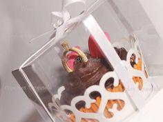 Cupcake para lembrancinha, entre em contato: cupcakesdanpasele.com.br
