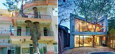 Esses arquitetos decidiram inovar e não prejudicar tanto o meio ambiente na hora de fazer suas construções: ao invés de derrubarem as árvores para construir...