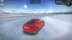 Sports Car Challenge!