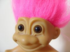 Purple Hair Infants And Troll Dolls On Pinterest