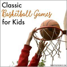 basketball fun games for kids