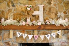 Rustic Chic Barn Wedding   Barn on Belmont Wedding   Flea Market Style Wedding   Natalie Bradley Events   Southern Event Planning   Event Arts and Crafts