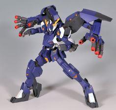 HG 1/144 Gundam Gusion Full City - Customized Build