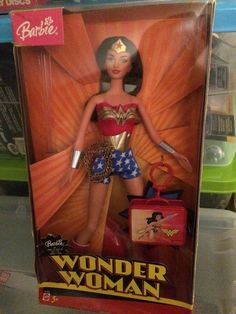 Barbie Wonderwoman