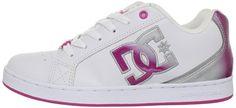 DC Shoes Cosmo SE Womens Shoe D0302950, Damen Sneaker, Weiss (White/Metallic…