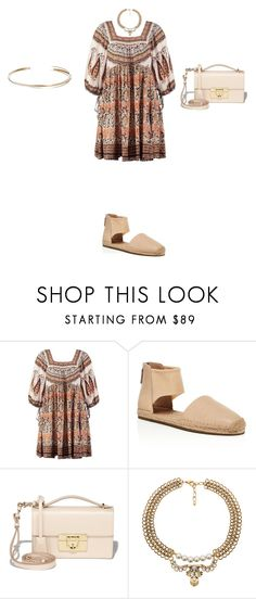 """""""Untitled #475"""" by elenekhurtsilava ❤ liked on Polyvore featuring Free People, Eileen Fisher, Salvatore Ferragamo, Wanderlust + Co, Minor Obsessions and holidaygiftformom"""