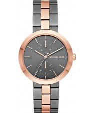 Ladies Michael Kors Ladies Garner Two Tone Steel Bracelet Watch 139.00 Watches2U