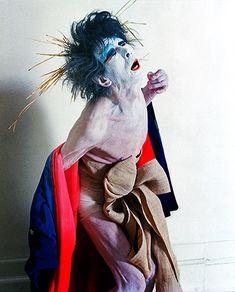 Kazuo Ohno y la expresión del alma.