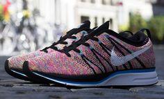"""Releasing: Nike Flyknit Trainer+ """"Multicolor"""""""