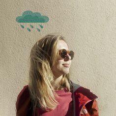 Hava erken kararsa da arada yağmur da yağsa nasıl olsa güneş yine açar. Yaşasın kış güneşi :)