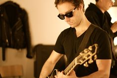 Sébastien Lefebvre from Simple Plan for Vasuma Eyewear
