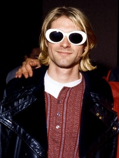 """A reporter asked, """"Is there a Seattle scene or is it all a myth?"""" Kurt replied, """"Yeah, but it's in Portland."""""""