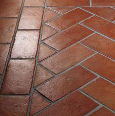 Baldosa de suelo / de gres porcelánico / pulida / rústica PETRAIA : ROSSO ABK