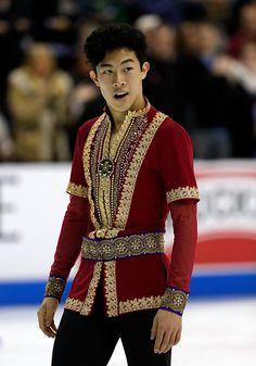 "Nathan Chen, mens short program 2017 U.S. Figure Skating Championships, January 21, 2017  Kansas City, Missouri (Polovtsian Dances (from ""Prince Igor"") by Alexander Borodin)"