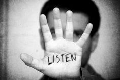 pictures of people listening - Yahoo Search Results