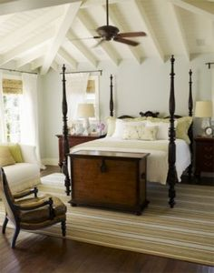 British Colonial from Wendy Young Design.
