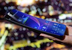 Águas da Vida: Smarpthones flexíveis da Samsung chegarão ao merca...