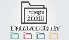 Tips to get Google to index and crawl your site...  FAST 8 point checklist #seo @dexter.roona