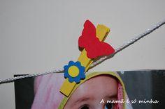 Grinalda: Decoração para quarto de criança