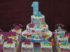 Pocoyo Birthday   Pocoyo birthday cake for Navy